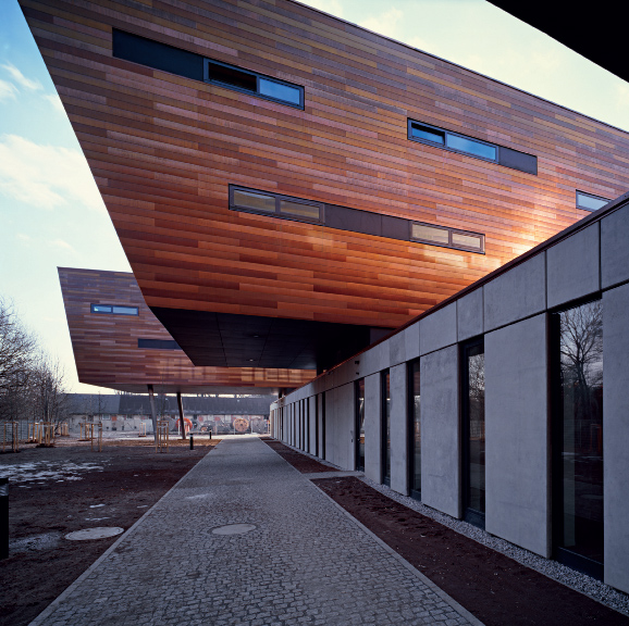 Aurubis in architectuur
